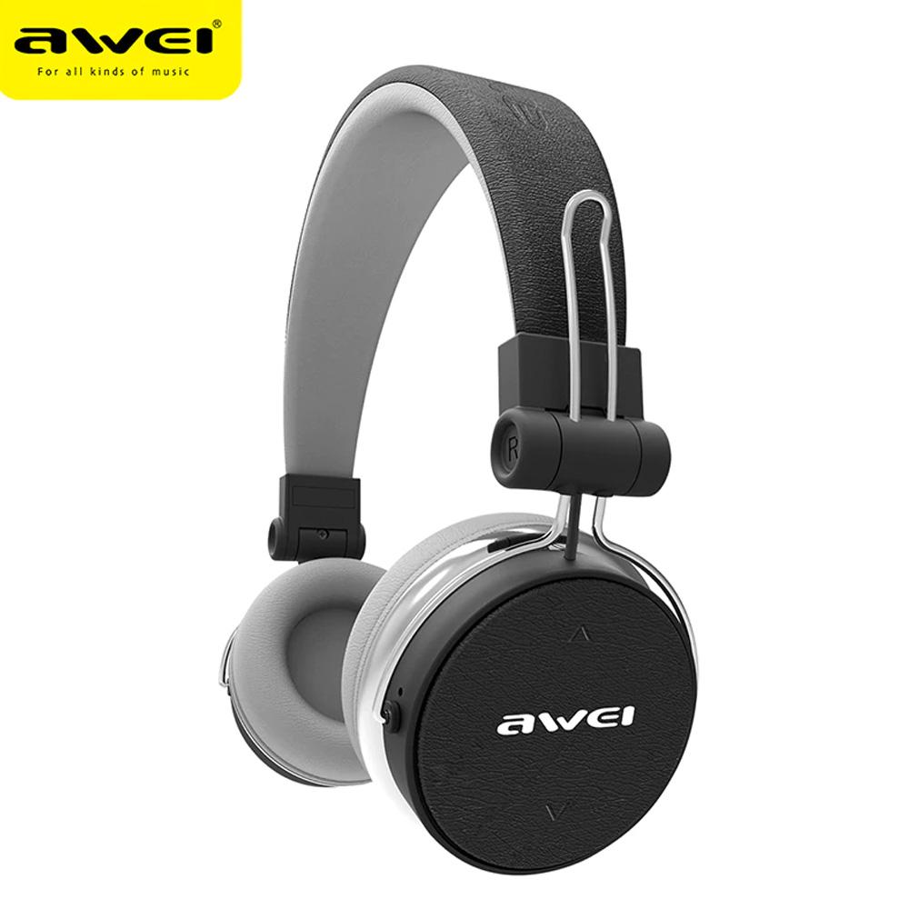 Awei A700 Bl Wireless Heaphones U T International