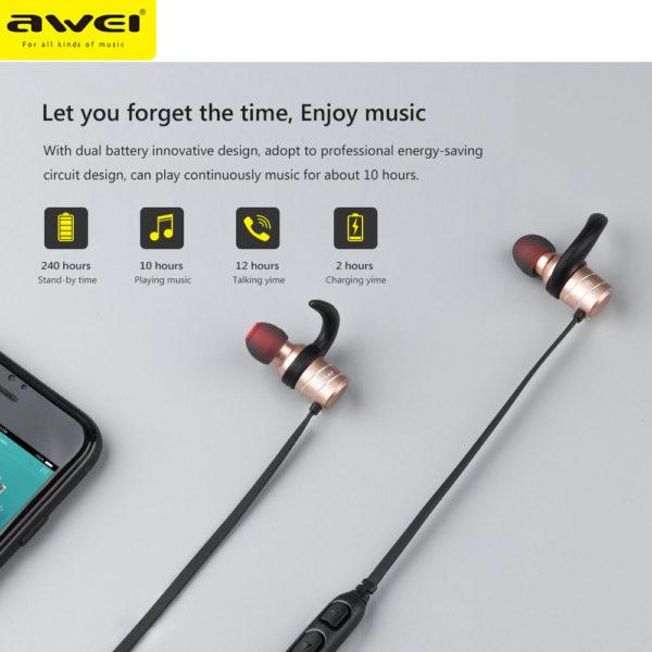 Awei AK1 Intelligent Magnetic Earphones Price in Sri Lanka