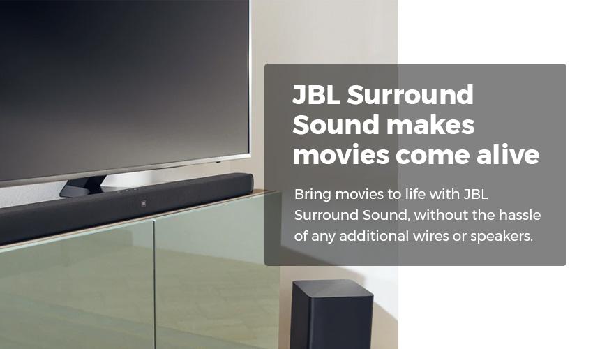 JBL bar 2-1 Wireless Speaker and Subwoofer Price in Sri Lanka