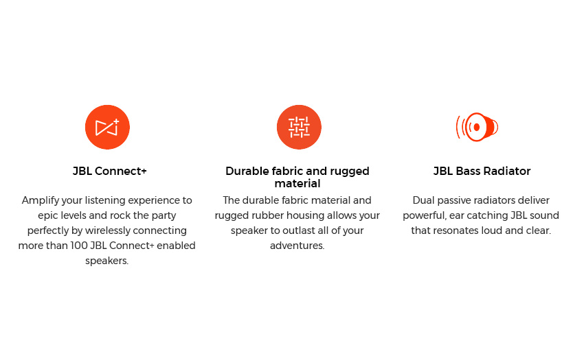 JBL Charge 4 Bluetooth Speaker Price in Sri Lanka