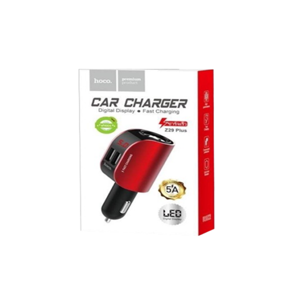 HOCO Z29 Plus Car Charger