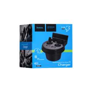 cup shape car charger