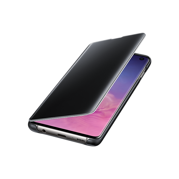 S10 Clear View Cover